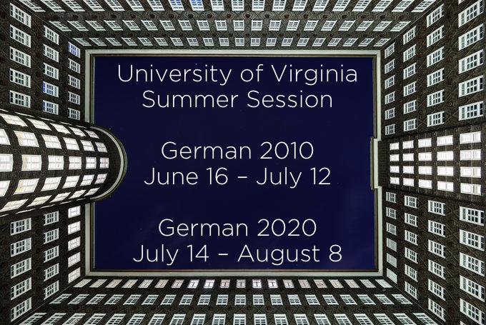 German Summer Session 2014